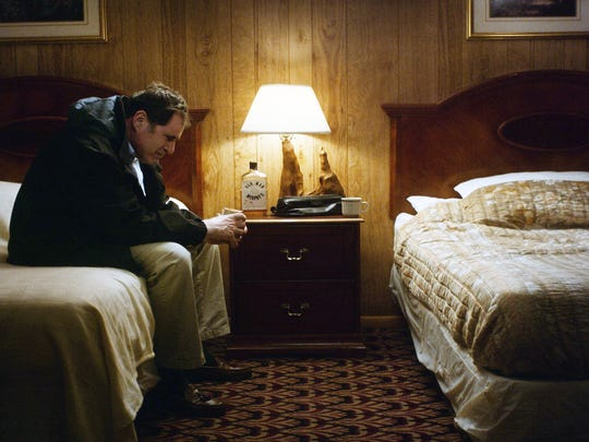 "A scene from ""blackswell"" featuring Richard Kind."