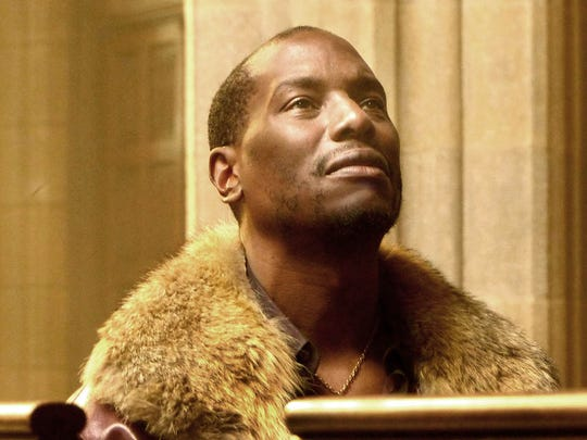"""A scene from """"Shame"""" featuring Tyrese Gibson."""