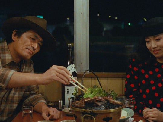Two truckers help widow Tampopo transform her roadside noodle joint into a dining mecca by imparting the secrets of perfect ramen.