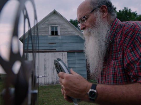 Michael Zahs, a retired teacher from rural Washington,