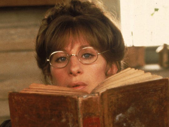 "You have to go back to 1983's ""Yentl,"" starring and"
