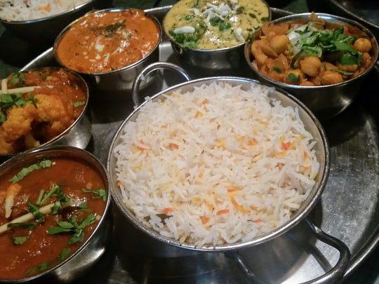 Dak Shin Indian Restaurant is a quaint, delicious spot to celebrate Valentine's Day.