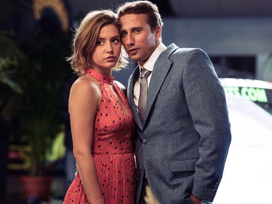 Adèle Exarchopoulos and Matthias Schoenaerts star in