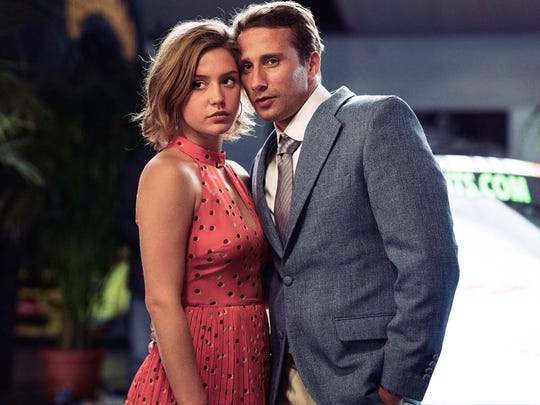 "Adèle Exarchopoulos and Matthias Schoenaerts star in ""Racer and the Jailbird."""