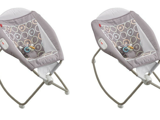 Class-action lawsuits filed against Fisher-Price over Rock 'n Play infant deaths, recall