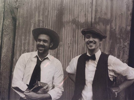 Corey Hammett and J.C. Doler