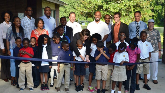 TACA held a ribbon-cutting ceremony on Aug. 19 to mark its re-opening.