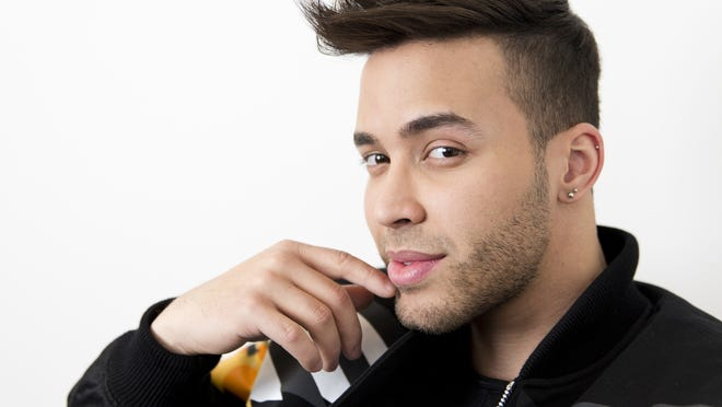 In this 2017 photo, singer Prince Royce poses for a photo in New York.