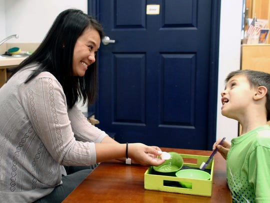 Lisa Nguyen, founder of Island Montessori Academy on