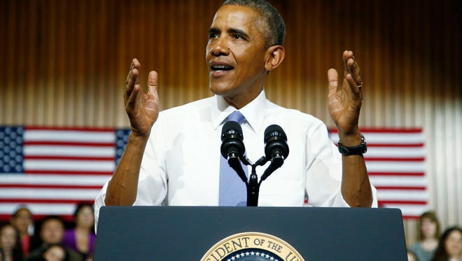 As much as conservatives would like to disassociate themselves from President Barack Obama, they are in his image and he is in theirs. Hating others, in essence, is hating ourselves.