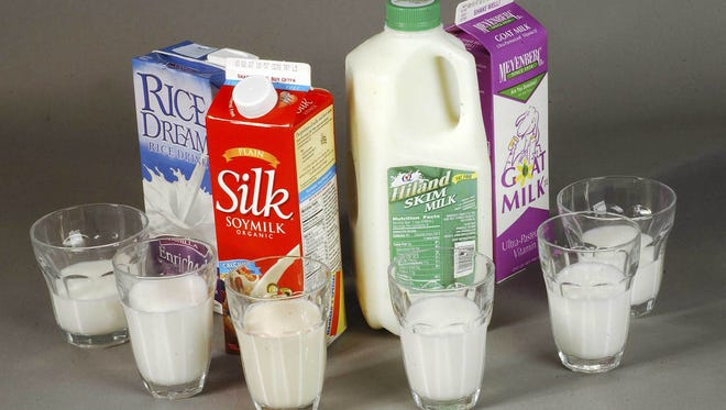 "Rep. Peter Welch, D-Vt., has written to the FDA asking that alternative products to dairy such as soy- and almond-derived beverages be banned from using the word ""milk."""