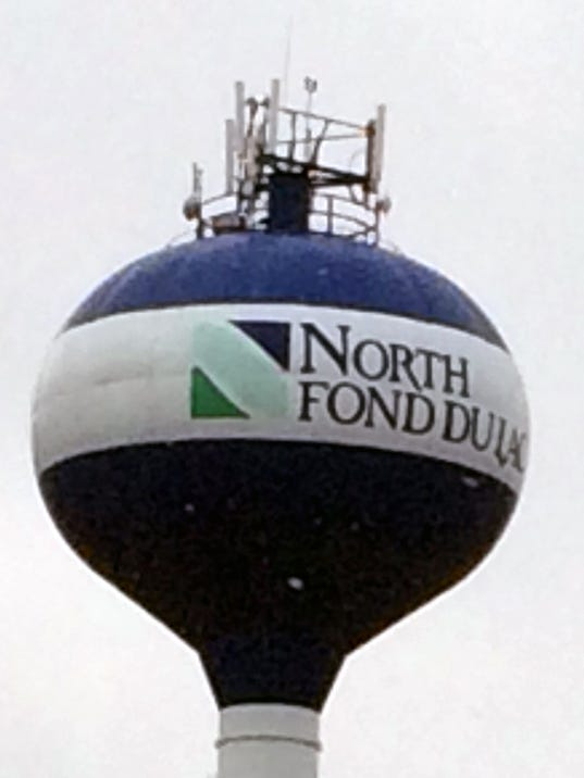 North Fond du Lac water tower closeup.JPG
