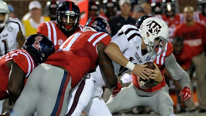 Ole Miss looks to continue its strong defensive performance against Texas A&M against Auburn on Saturday.