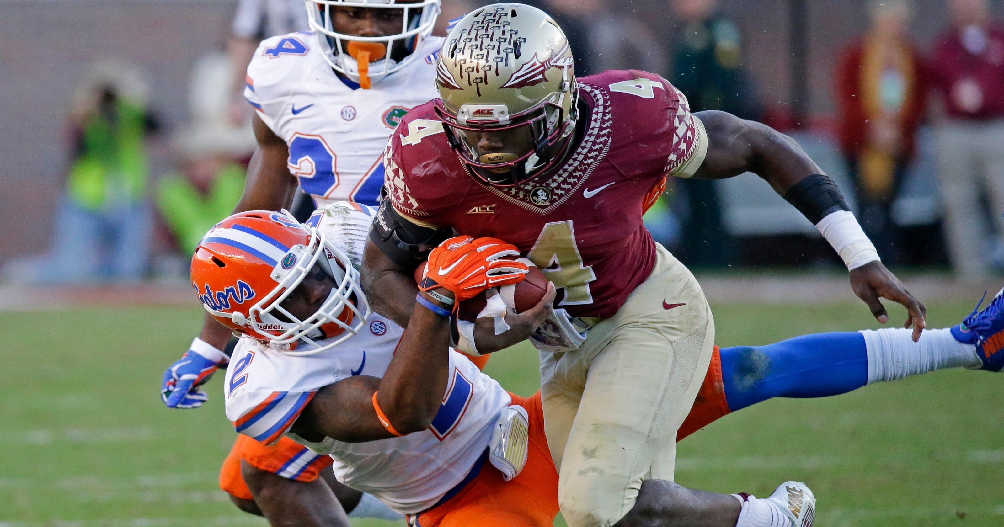 Five critical matchups for today's biggest college ...
