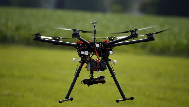 New FAA rules for operating commercial drones take
