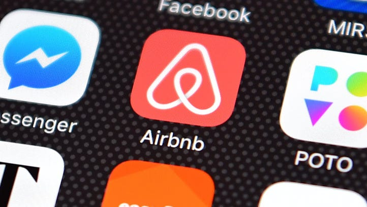 Airbnb and New York City go head to head