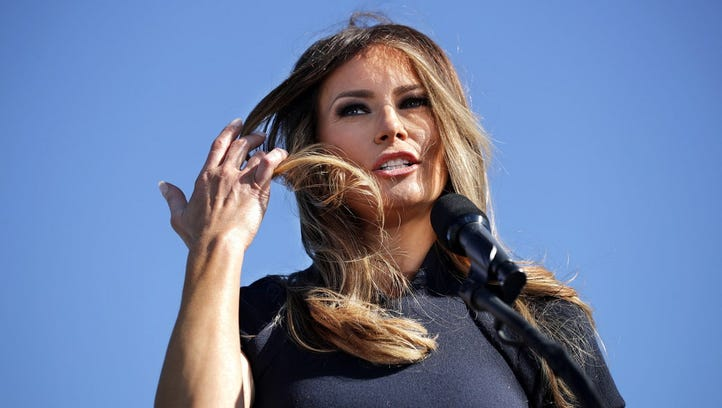 Melania, look at those before you: Your Say