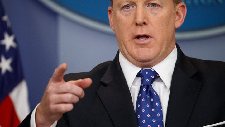 Doblin: Sean Spicer of 182 days – more or less