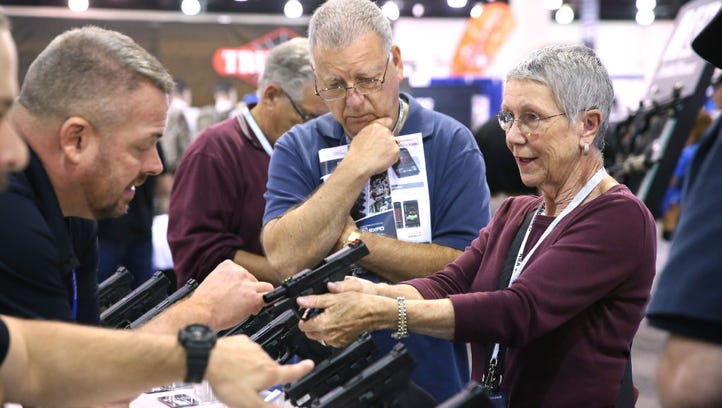 PolitiFact: Does U.S. have more people or more guns?