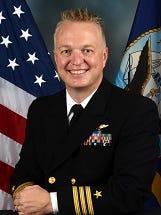 Navy Cmdr. John M. Neuhart II
