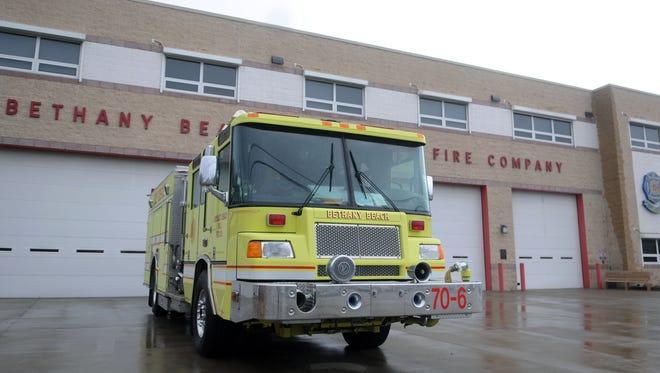 Bethany Beach Fire Company.