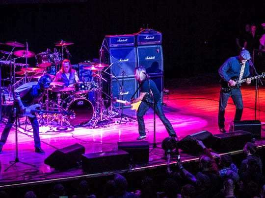 Foghat appears 8 p.m. Friday at Inn of the Mountain Gods.