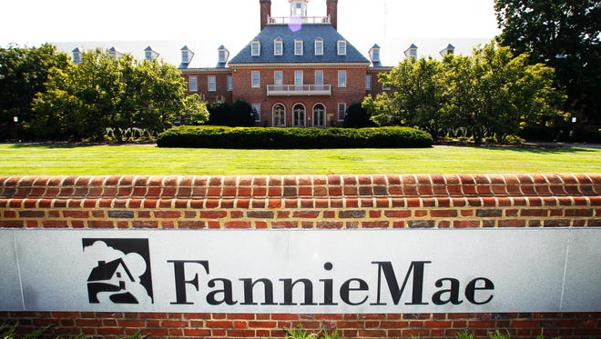 The Fannie Mae headquarters in Washington, D.C.