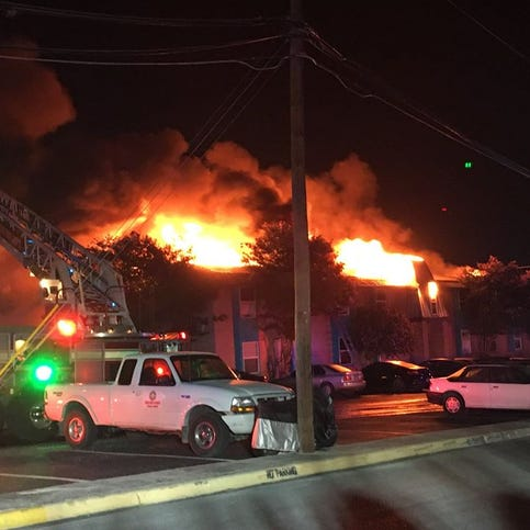 San Angelo Central High School graduate among dead after San Marcos apartment fire