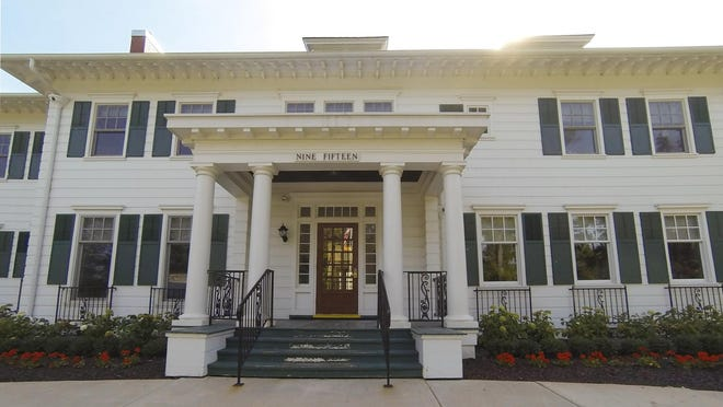 The McPherson Mansion office building celebrates 100 years this month.