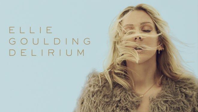 """""""Delirium"""" by Ellie Goulding."""