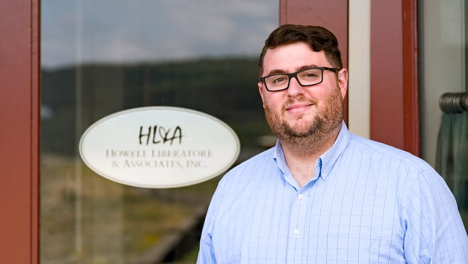 Howell Liberatore & Associates recently hired Brad Bidwell as webmaster and systems administrator.