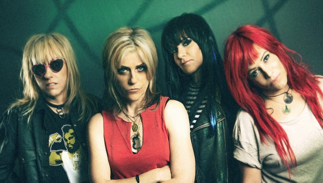 L7 performs at Saint Andrew's Hall Tuesday