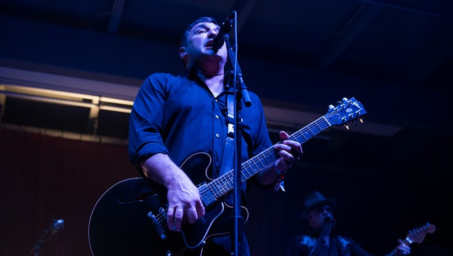 The Afghan Whigs performed on the Washington Park stage during the second day of the 2014 Midpoint Music Festival.