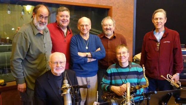 The Presbybop Sextet will join Bill Carter for Sunday's concert at Schorr Family Firehouse Stage.
