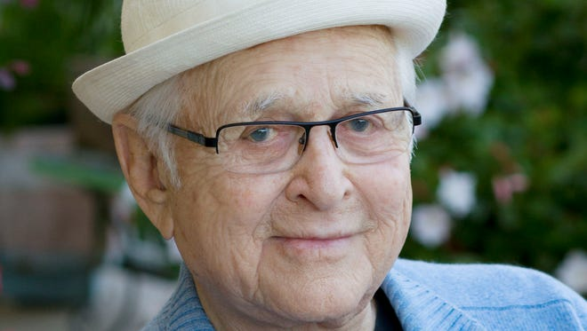 Legendary producer Norman Lear (photographed in 2012) is a producer and correspondent on Epix documentary series 'Divided America.'