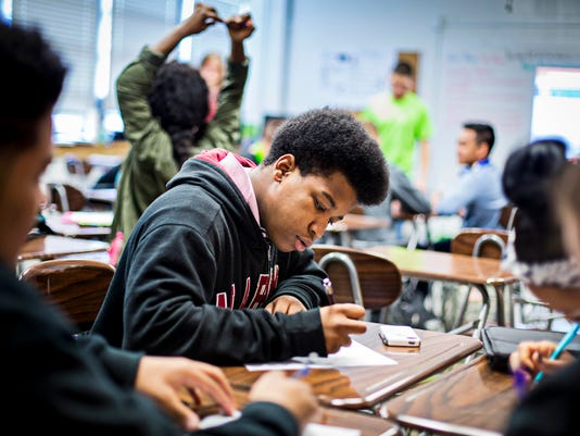 Black Iowa: Graduation is up - Black Iowa Norris Hildreth - North High