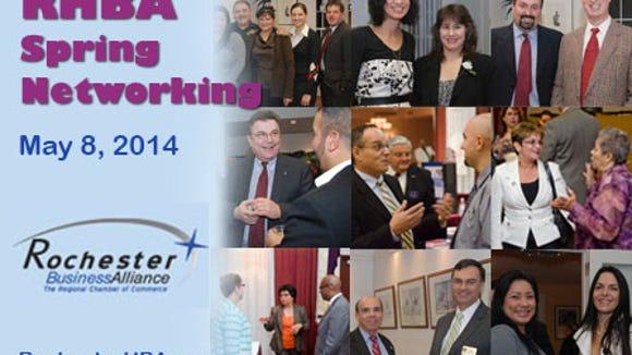 RHBA Spring networking 2014