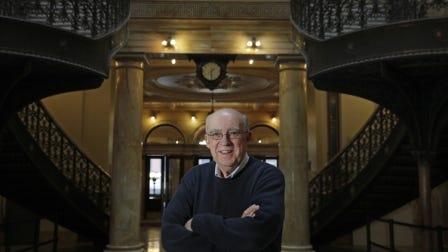 Jim Memmott in the County Legislature Building.