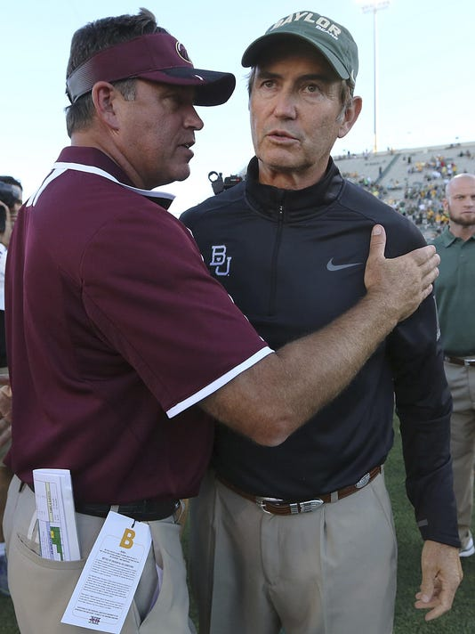 Art Briles, Todd Berry