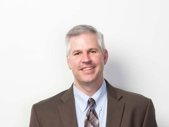 Scott Burgess, CEO David Lawrence Center