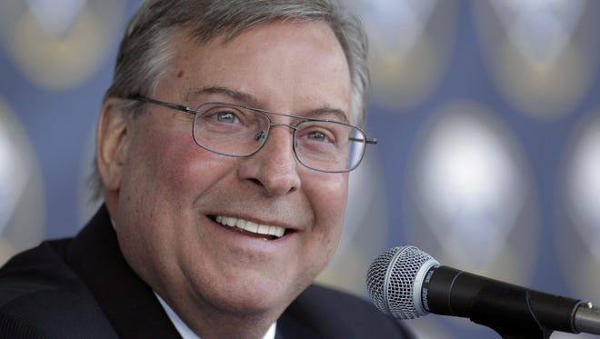 Bills owner Terry Pegula.