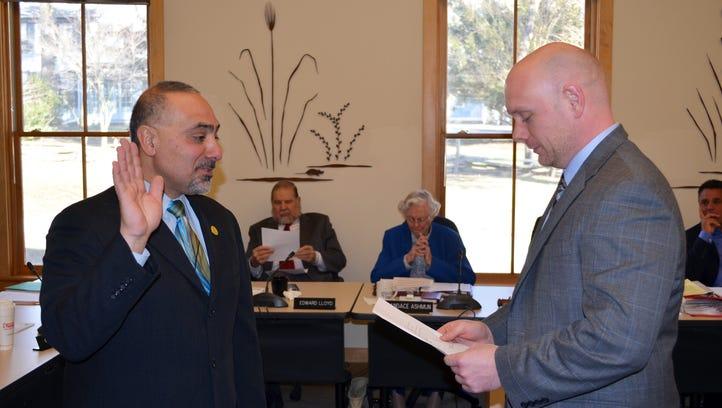 Gloucester County Deputy Freeholder Director Joseph Chila