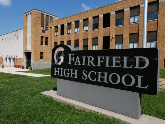 Fairfield High School administrators faced vocal opposition from community members as they tried to pass a best practices guidelines outlining their approach to dealing with transgender students. The guidelines were in line with the federal guidelines sent out in a letter in May, allowing transgender students to go by their chosen name and use restroom and locker facilities in line with their gender identity.