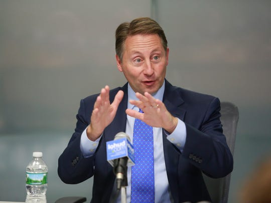 Westchester County Executive Rob Astorino has yet to comment on whether he backs a state bill that would require New York state to pay property taxes on 7,000 acres it owns in Westchester.