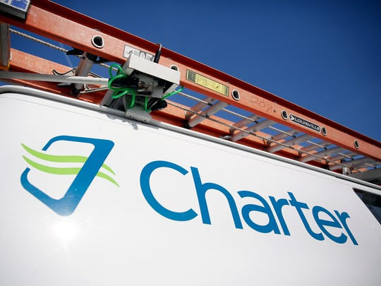 Charter/Spectrum service is available to more than 130,000 Knoxville area homes.