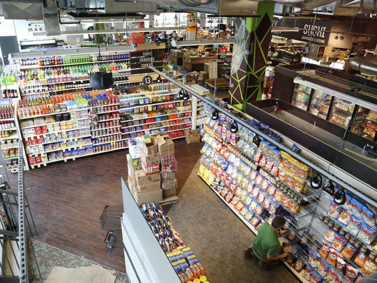 Opened in 2014, Fresh City Market, 720 Northwestern