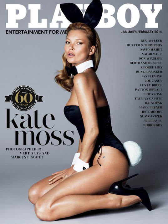 Kate Moss cover