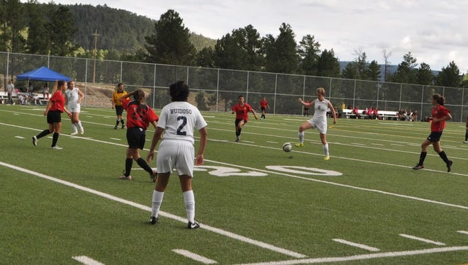 Lincoln County and Mescalero prep sports round up.