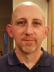 Shawn Estep, candidate for Liberty Perry School board