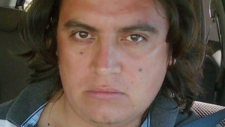 Facebook image of shooting suspect Sonny E. Medina.